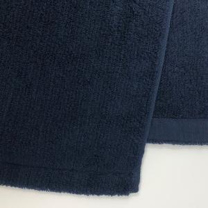 消臭・抗菌・速吸フェイススタオル(今治タオル)<ネイビー> -34cm×80cm- G-MAQ Tech. Products|g-maq