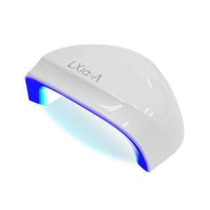 PREGEL プリジェル ジェルネイル LEDライト レクシア-A 6W ホワイト 【ネコポス不可】 ネイル用品の専門店 プロ用にも g-nail
