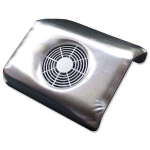 BEAUTY NAILER ビューティーネイラー ネイルダスト コレクター 集塵機 ラージ シルバー DCL-S【ネコポス不可】 ネイル用品の専門店 プロ用にも g-nail
