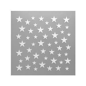 SHAREYDVA シャレドワ ネイルシール スター ホワイト 【ネコポス対応】 ネイル用品の専門店 ネイル シール プロ用にも|g-nail