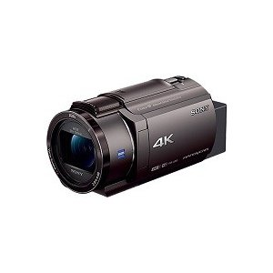 【展示品】タイプ:ハンディカメラ 画質:4K 撮影時間:160分 本体重量:510g 撮像素子:CM...