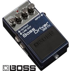 BOSS BB-1X Bass Driver ボス ベース・ドライバー|g-sakai