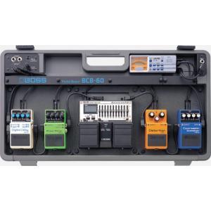 [※お取り寄せ商品] BOSS 【BCB-60】 Pedal Board ボス ペダル・ボード / エフェクターケース / エフェクトボード|g-sakai