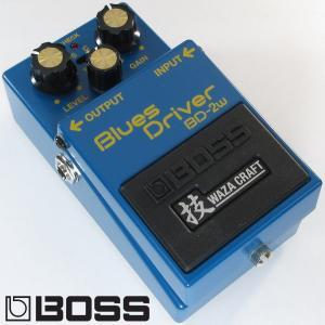 BOSS BD-2W(J) Blues Driver WAZA CRAFT ボス ブルーズ・ドライバー 技 クラフト シリーズ 【Made in Japan / 日本製】|g-sakai