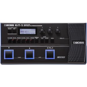 BOSS GT-1 Guitar Effects Processor ボス エレキギター用 マルチ・...