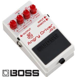 BOSS JB-2 Angry Driver ボス アングリー・ドライバー
