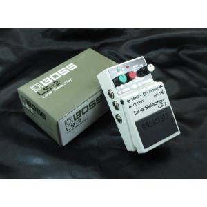 BOSS LS-2 Line Selector ボス コンパクト・エフェクター ライン・セレクター (s/n I7D3579)|g-sakai