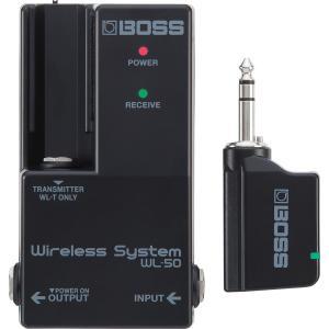 [※只今品切れ中 入荷待ち。] BOSS WL-50 Wireless System ボス ワイアレス・システム|g-sakai