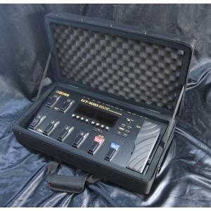 BOSS GT-100 COSM Amp Effects Processor ボス マルチ・エフェクター [※SKB エフェクターケース+当店オリジナル高級クロス付き] g-sakai