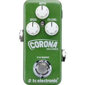 [※お取り寄せ商品] tc electronic CORONA MINI CHORUS コロナ ミニ コーラス |g-sakai