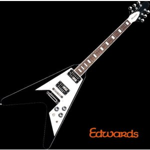 EDWARDS E-FV-120D Black エドワーズ エレキギター|g-sakai