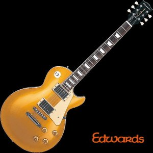 EDWARDS E-LP-125SD Gold エドワーズ エレキギター|g-sakai