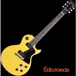 EDWARDS E-LS-115LT TV Yellow エドワーズ エレキギター|g-sakai