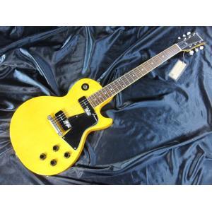 【値上げ前 旧品番 店頭展示品 在庫限り】 EDWARDS E-LS-95LT TV Yellow エドワーズ エレキギター|g-sakai