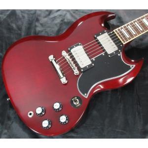 EDWARDS E-SG-120LT2 Cherry Red エドワーズ エレキギター|g-sakai