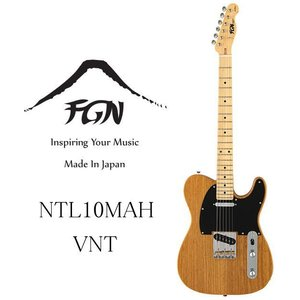 FGN FUJIGEN NTL10MAH VNT(Vintage Natural) Neo Classic Guitar Made in Japan フジゲン ネオ・クラシック・エレキ・ギター 日本製|g-sakai