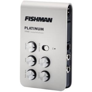 FISHMANのアコースティック楽器用プリアンプです。  妥協の無い再設計によって新たに生まれ変わっ...