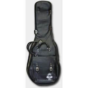 Gig Bag SZ-EA Black ギグ・バッグ アコースティック・ギター(クラシック・ギター/OOO・フォーク)用ケース 【ブラック】|g-sakai