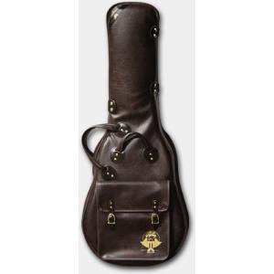 Gig Bag SZ-EADX Vintage-Brown ギグ・バッグ デラックス アコースティック・ギター(クラシック・ギター/OOO・フォーク)用ケース 【ヴィンテージ・ブラウン】|g-sakai