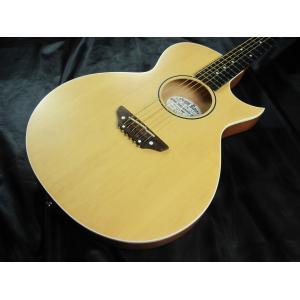 Grass Roots G-AC-45  Natural Satin グラス・ルーツ アコースティック・ギター|g-sakai