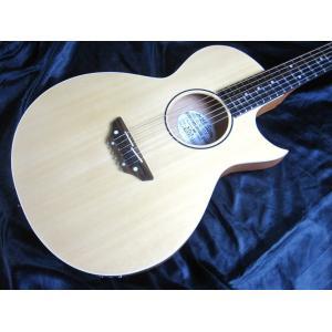 Grass Roots G-AC-50N   Natural Satin グラス・ルーツ エレガット アコースティック・ギター|g-sakai