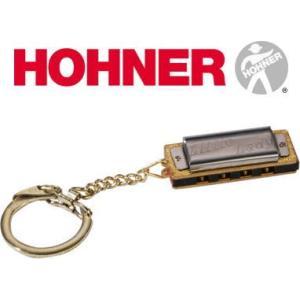 【正規輸入品】 HOHNER Little Lady Key 109/8 ホーナー ダイアトニック・ハーモニカ リトル・レディ・キーリング(キーホルダー)|g-sakai