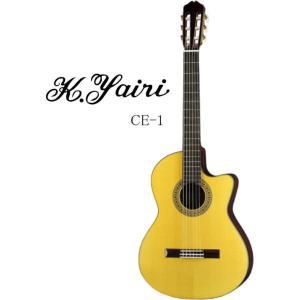 K.Yairi CE-1 Nylon Series Electric K・ヤイリ エレガット アコースティック・ギター ナイロン・シリーズ|g-sakai