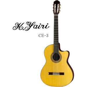 K.Yairi CE-3 Nylon Series Electric K・ヤイリ エレガット スリム・ネック アコースティック・ギター ナイロン・シリーズ|g-sakai
