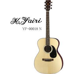 K.Yairi YF-00018/N K.ヤイリ アコースティックギター Standard Series |g-sakai