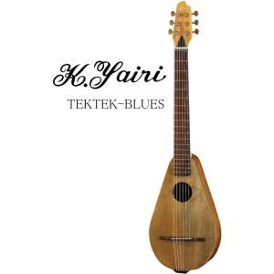 K.Yairi TEKTEK-01 Blues K.ヤイリ アコースティックギター Compact Series トラベルギター|g-sakai