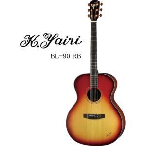 K.Yairi BL-90/RB K.ヤイリ アコースティックギター ANGEL Series|g-sakai