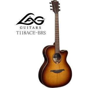 [※お取り寄せ商品] LAG GUITARS Tramontane 118 T118ACE-BRS ラグ・ギターズ エレクトリック・アコースティックギター|g-sakai