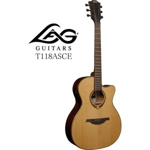 [※お取り寄せ商品] LAG GUITARS Tramontane 118 T118ASCE ラグ・ギターズ エレクトリック・アコースティックギター|g-sakai