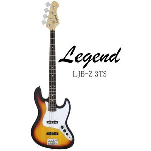 Legend LJB-Z 3TS レジェンド エレキベース|g-sakai