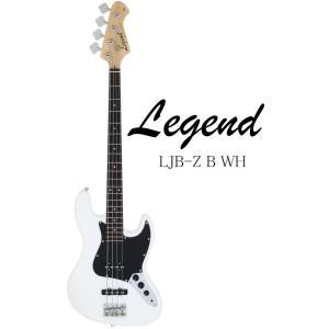 Legend LJB-Z B WH レジェンド エレキベース|g-sakai
