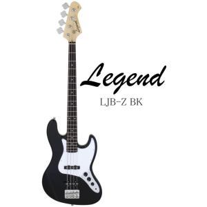 Legend LJB-Z BK レジェンド エレキベース|g-sakai
