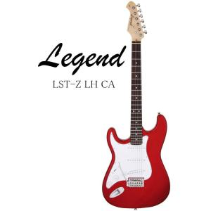 Legend by AriaProII LST-Z L/H CA(Candy Apple Red) レジェンド 左用 エレキギター キャンディー・アップル・レッド|g-sakai