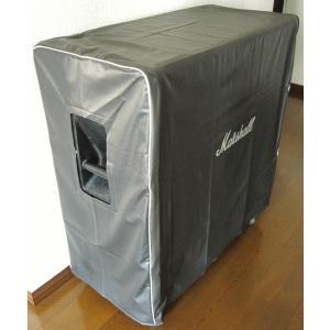 Marshall COVR00023 マーシャル スピーカー・キャビネット(Bキャビ/ストレート)用 カバー ※Marshallロゴ文字ホワイト|g-sakai