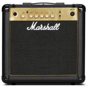 《※入荷しました。 在庫あります。》 Marshall MG15 Gold  マーシャル ギター・アンプ 15W|g-sakai