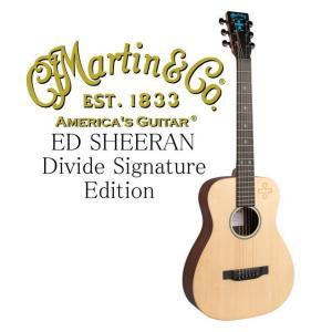 [※お取り寄せ商品] Martin Ed Sheeran Divide Signature Edit...