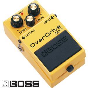 BOSS OD-3  OverDrive ボス 歪系エフェクター オーバー・ドライブ