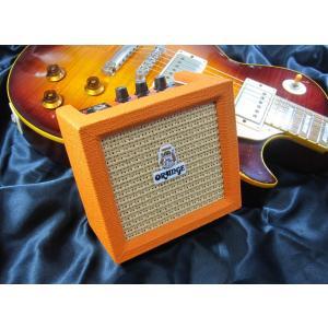 《※入荷しました。 在庫あります。》 Orange 【Crush Mini】 MINI GUITAR AMP オレンジ クラッシュ・ミニ / ミニ・アンプ ギターアンプ|g-sakai