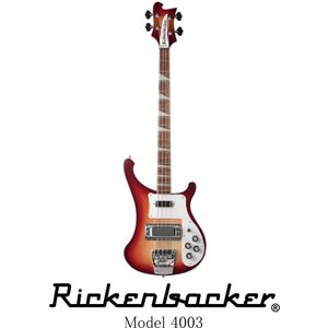 [※お取り寄せ商品] Rickenbacker Model 4003 Fireglo (FG) リッケンバッカー エレキベース ファイアグロー g-sakai