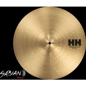 SABIAN HH-16MTC MEDIUM THIN CRASH 16