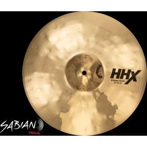 SABIAN HHX-16XC X-TREME CRASH 16