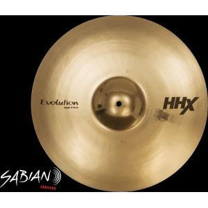 SABIAN HHX-18EVC-B EVOLUTION CRASH 18