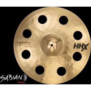 SABIAN HHX-18EVOC-B EVOLUTION O-ZONE CRASH 18