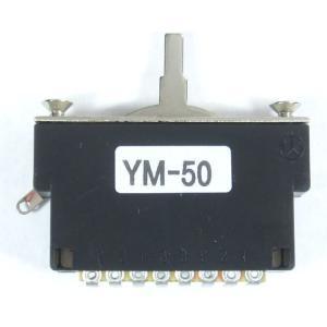 SCUD YM-50S 5WAY SWITCH スカッド レバースイッチ ミリサイズ カバータイプ 5点スイッチ(取付ビス付属)|g-sakai