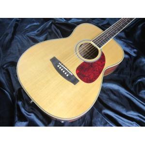 [※只今品切れ中 入荷待ち。] Stafford SF-300F N (Natural) スタッフォード エレアコ・ギター 専用Gig Bag付属|g-sakai