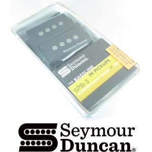 Seymour Duncan SPB-3 Quarter-Pound セイモア・ダンカン クオーター パウンド プレシジョンベース ピックアップ|g-sakai